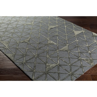 Hand-Tufted Dubois Wool Rug (8' x 10')