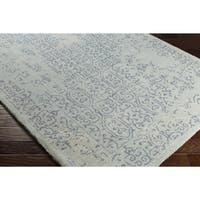 Handmade Alturas Wool Area Rug (8' x 10')