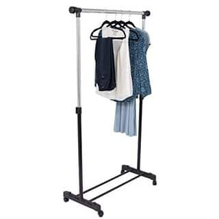 Internet's Best Portable Clothes Garment Rack