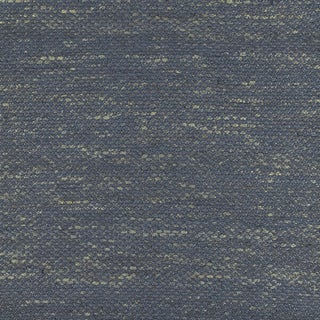 L and R Home Distressed Natural Indigo Indoor Area Rug (9' x 12')