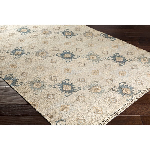 The Curated Nomad Lucia Hand-Woven Jute Area Rug