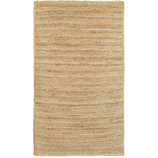 L and R Home Natural Jute Indoor Area Rug (5' x 8' )