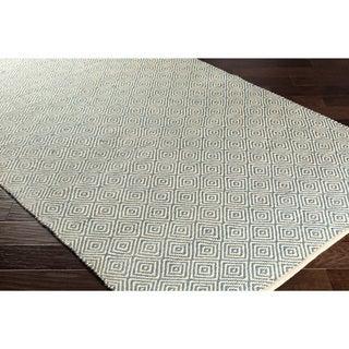 Hand-Woven Danbury Jute Rug (8' x 10')
