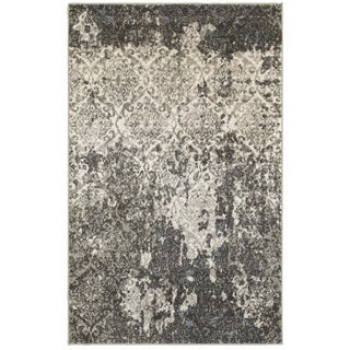 L and R Home Multicolored Olefin Indoor Runner Rug (2'1x7'5)