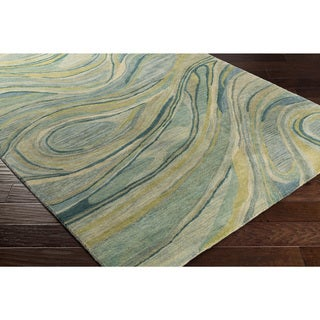 Hand-Tufted Uaughi Wool Area Rug