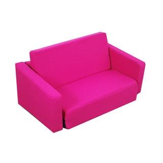 Juvenile Sofa Sleeper - Hot Pink