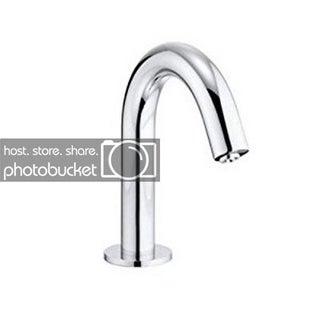 Toto Helix Single Hole Bathroom Faucet TEL115-C20E#CP Polished Chrome