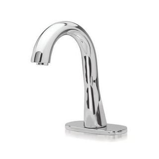 Toto Gooseneck Single Hole Bathroom Faucet TEL155-D10E#CP Polished Chrome