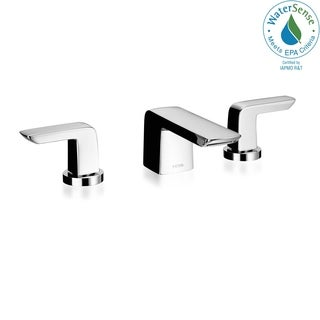 Toto Soiree Widespread Bathroom Faucet TL960DDLQR#CP Polished Chrome