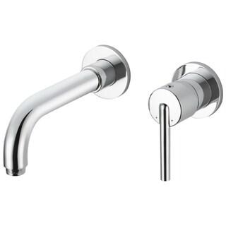 Delta Trinsic Wall Mount Bathroom Faucet T3559LF-WL Chrome