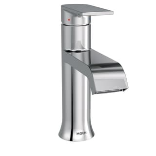 Moen Genta Single Hole Bathroom Faucet 6702 Chrome