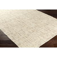 Hand-Woven Vianna Wool Area Rug - 8' x 10'