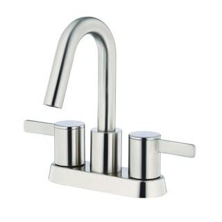 Danze Amalfi Centerset Bathroom Faucet D301030BN Brushed Nickel