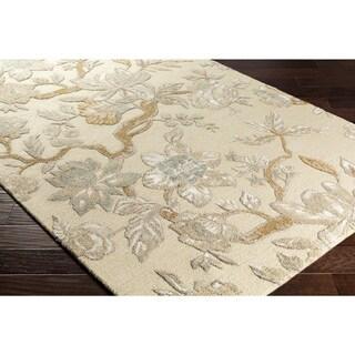 Hand-Tufted Demaree Wool Rug (8' x 10')