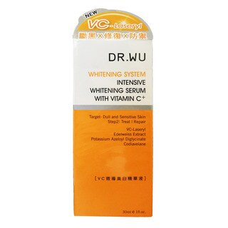 Dr. Wu 1-ounce Intensive Whitening Serum with Vitamin C+