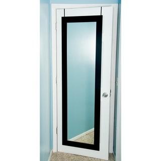 BrandtWorks 21.5 x 71 Over the Door Full Length Mirror
