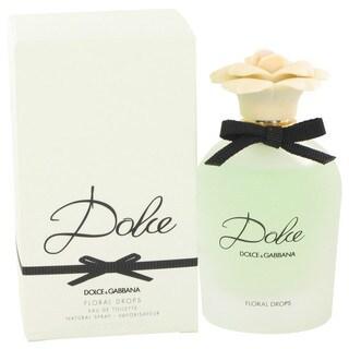 Dolce Gabbana Dolce Floral Drops Women's 5-ounce Eau de Toilette Spray