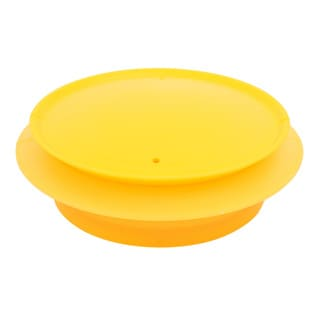 BPA-free Microwaveable Egg Fryer in Yellow