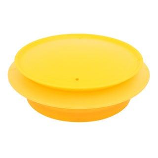BPA-free Microwaveable Egg Fryer in Yellow