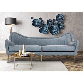 Isadora Grey Sky Sofa
