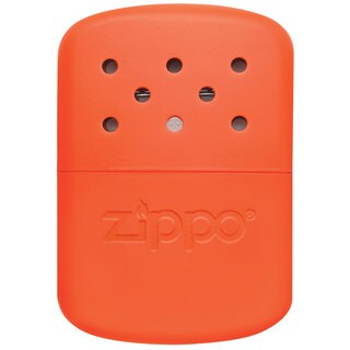 Zippo 12-Hour Blaze Orange Hand Warmer