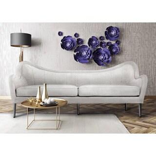 Isadora Light Grey Sofa