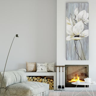 Wexford Home 'Silver Spring I' 3 Sizes Available Premium Gallery Wrapped Canvas