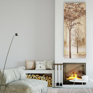 Conrad Knutsen 'Forest Light I' Premium Gallery Wrapped Canvas (3 Sizes Available) (3 options available)