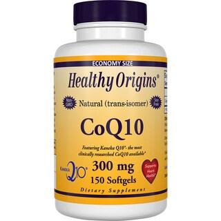 Healthy Origins CoQ10 300 mg (150 Softgels)
