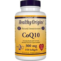 Healthy Origins CoQ10 300 mg (150 Softgels)
