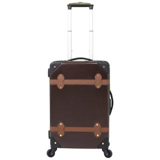 Chariot Titanic 20-inch Hardside Upright Spinner Carry-On Suitcase