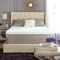 TruPedic USA 3-inch Gel Memory Foam Mattress Topper