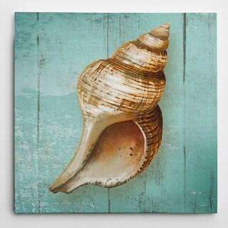 Conrad Knutsen 'Conch' Canvas Wall Art