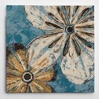 Conrad Knutsen 'Berkeley's Flowers II' Canvas Wall Art