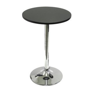 Spectrum 20-in Round Bistro Table with Metal Base