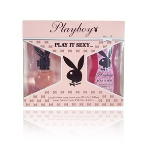 Coty Playboy Play It Sexy Women's 2-piece Set