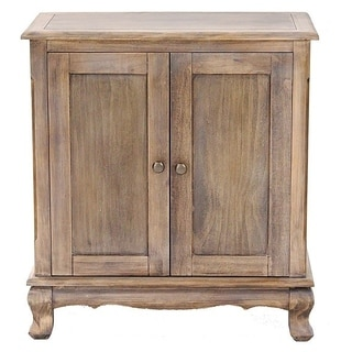 Pinecrest Collection Modern Farmhouse 2-door Accent Cabinet