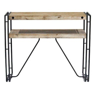 Granger Industrial Console Writing Table