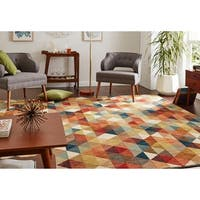 Mohawk Home Studio Diamonte Area Rug (5'3 x 7'10) - 5'3  x  7'10