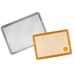 Half-Size Baking Mat Set