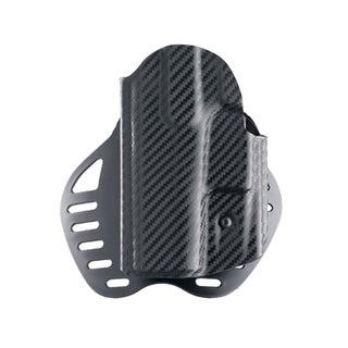 Hogue ARS Stage 1 Carry Holster Glock 43, Carbon Fiber Weave, Left Hand