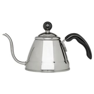 Fino Narrow Neck Stainless Steel Tea Kettle (1-liter)