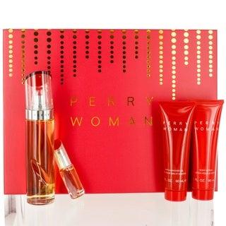 Perry Ellis Women's 4-piece Gift Set