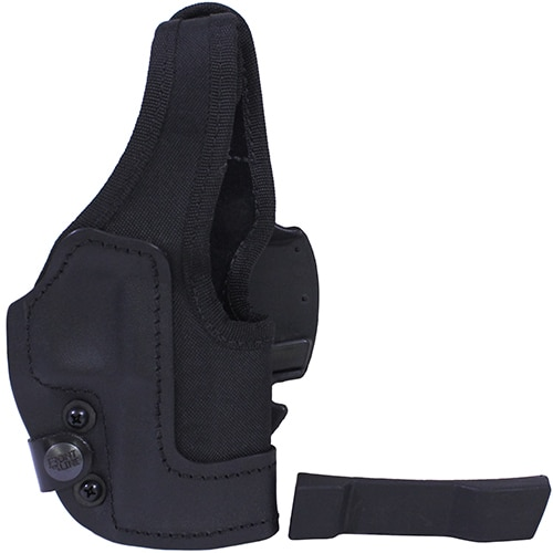 Frontline KNG Thumb Break Belt Holster Walther PPX, Black, Right Hand