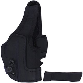 Frontline KNG Thumb Break Belt Holster Sig Sauer P229, Black, Right Hand