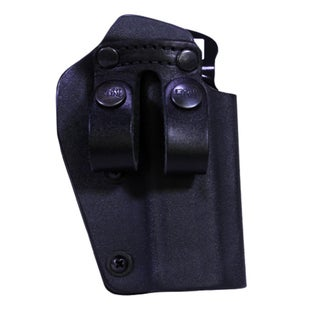 Frontline Special Inner Waistband Kydex Holster CZ SP01 Shadow, Black, Right Hand