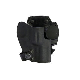 "Frontline Kydex Holster .38 Revolver with 2"" Barrel, Black, Right Hand"
