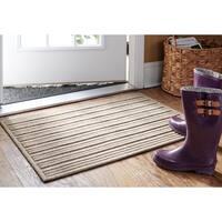 Mohawk Home Impressions Ribbed Doormat (1'6 x 2'6)