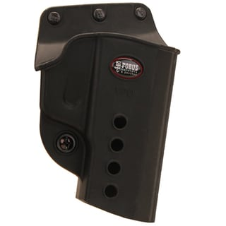 Fobus Roto Belt Holster H&K VP9/40, Walther PPQ /M2 9mm, Right Hand, Black