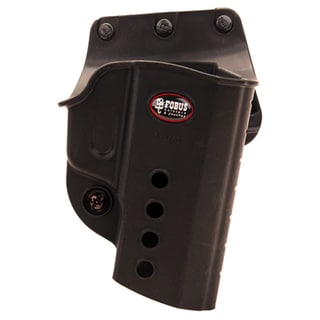 Fobus Belt Holster H&K VP9/40, Walther PPQ /M2 9mm. Right Hsand, Black